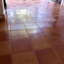 Terracotta Floors