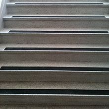 Terrazzo Staircase Repair After