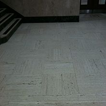 Terrazzo Repair After