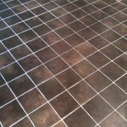 Grout Renewal After Work