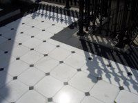 Hotel Patio Restoration After